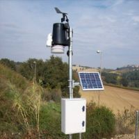Connect to a weather station