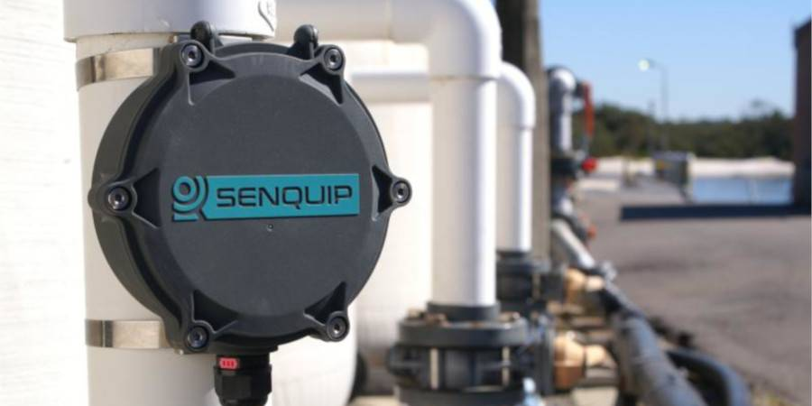 Senquip ORB powered by solar